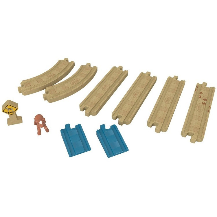 reasonable Fisher-Price Thomas & Friends Wood Straights & Curves Track Pack cheap competitive