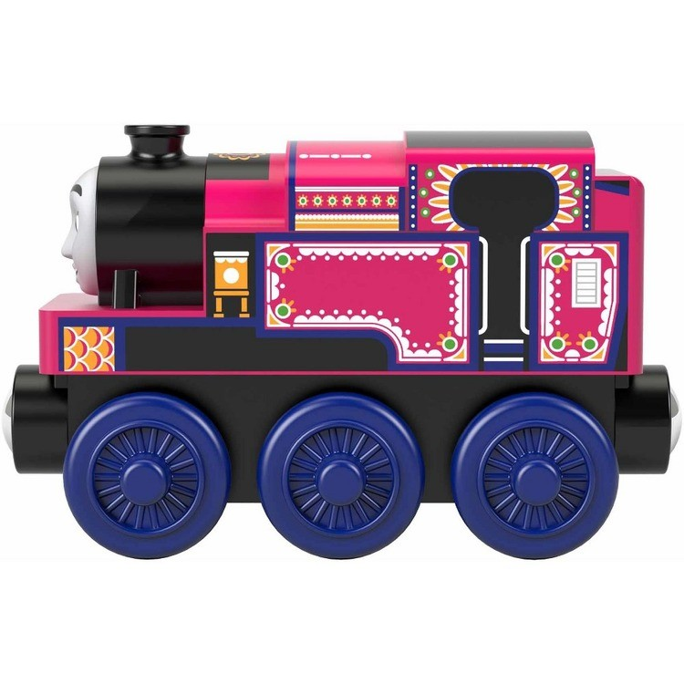 cheap Fisher-Price Thomas & Friends Wood Ashima Engine reasonable competitive