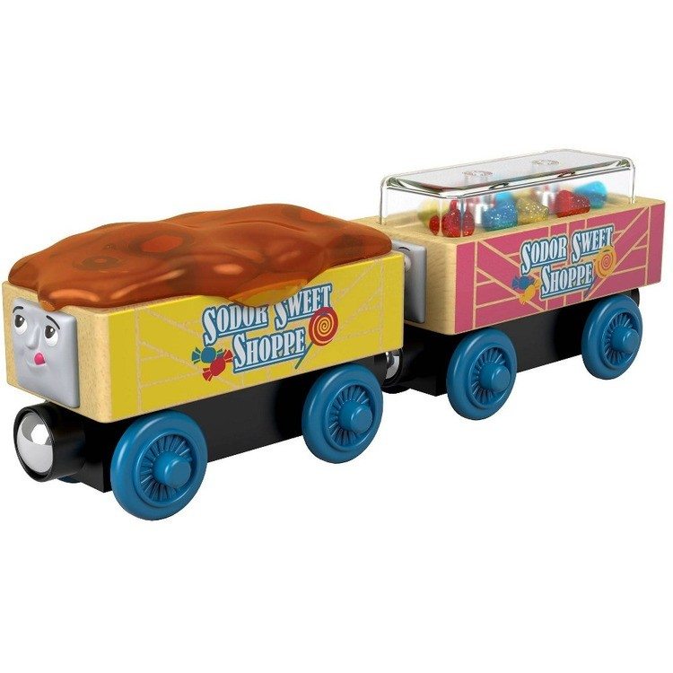 cheap Fisher-Price Thomas & Friends Wood Candy Cars reasonable competitive