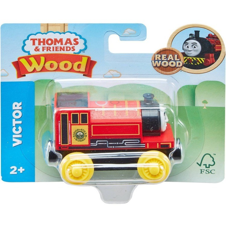 cheap Fisher-Price Thomas & Friends Wood Victor competitive reasonable