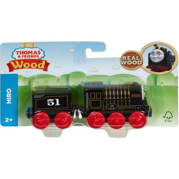 cheap Fisher-Price Thomas & Friends Wood Hiro Engine reasonable competitive
