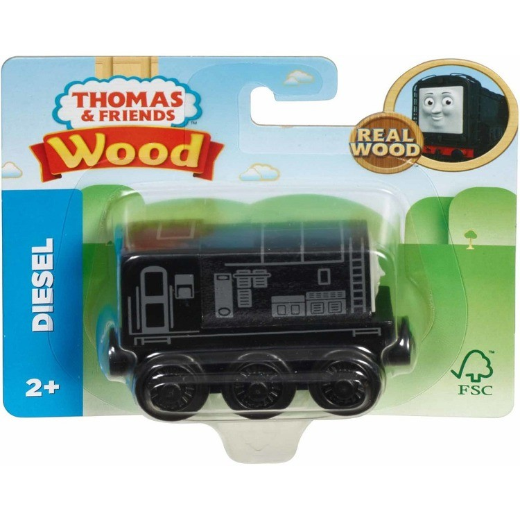 cheap Fisher-Price Thomas & Friends Wood Diesel Engine competitive reasonable