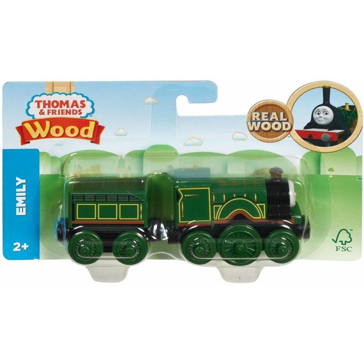 cheap Fisher-Price Thomas & Friends Wood Emily Engine reasonable competitive