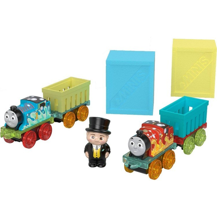 competitive Fisher-Price Thomas & Friends MINIS Fizz 'n Go Mega Pack cheap reasonable