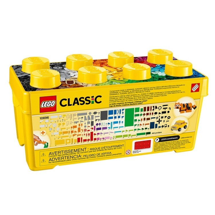 competitive LEGO Classic Medium Creative Brick Box 10696 Building Toys for Creative Play, Kids Creative Kit cheap reasonable