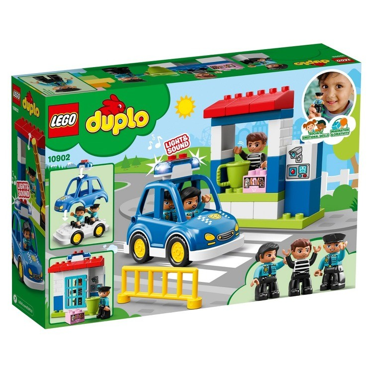 competitive LEGO DUPLO Police Station 10902 reasonable cheap