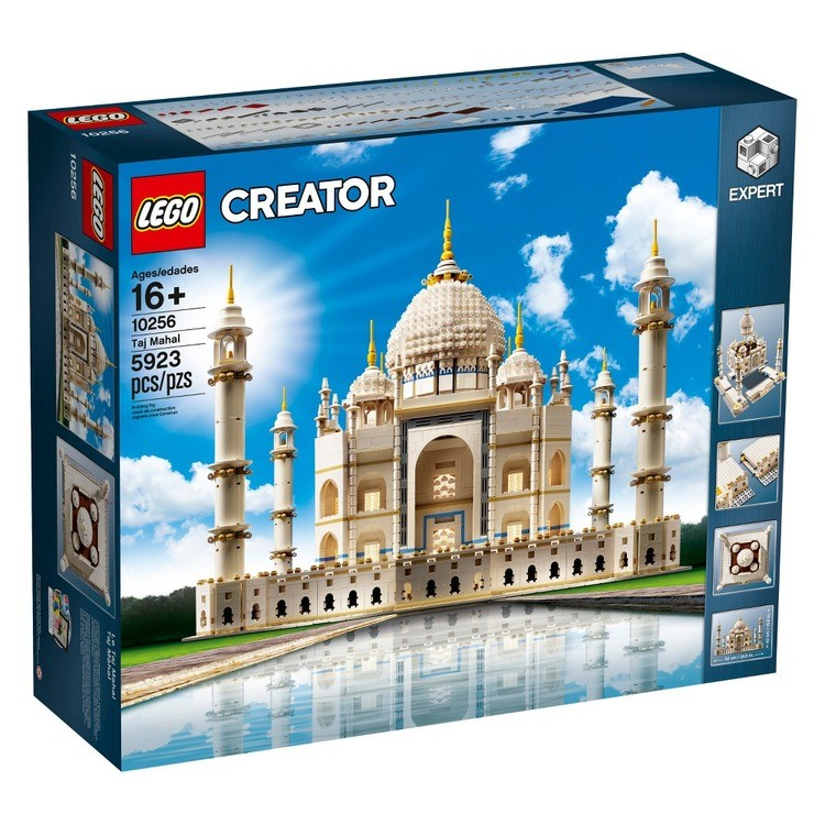 reasonable LEGO Creator Expert Taj Mahal 10256 competitive cheap
