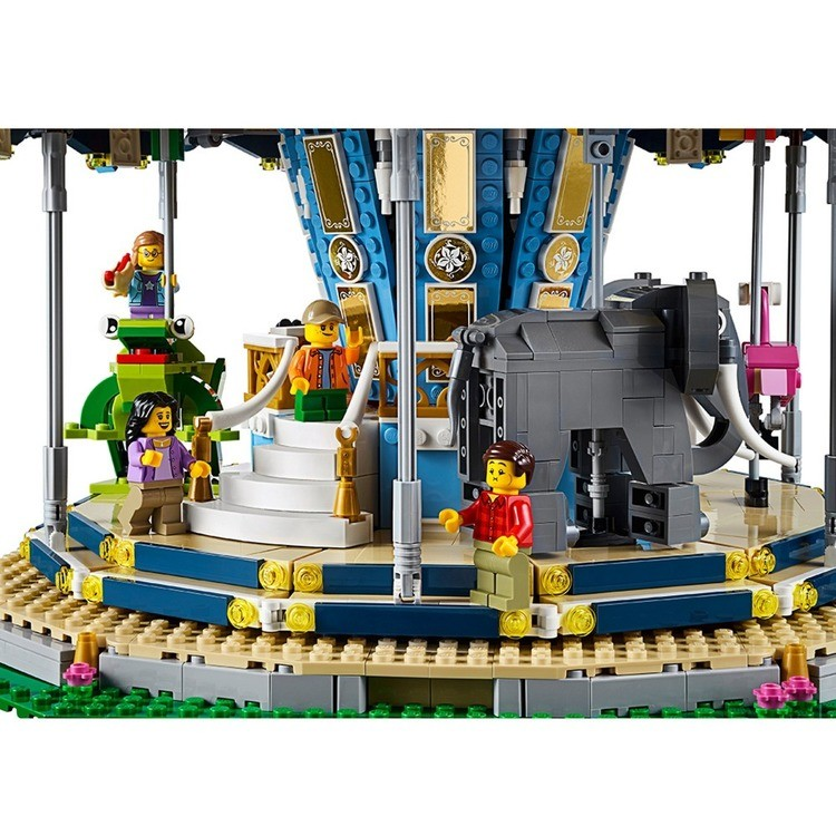 cheap LEGO Creator Expert Carousel 10257 reasonable competitive