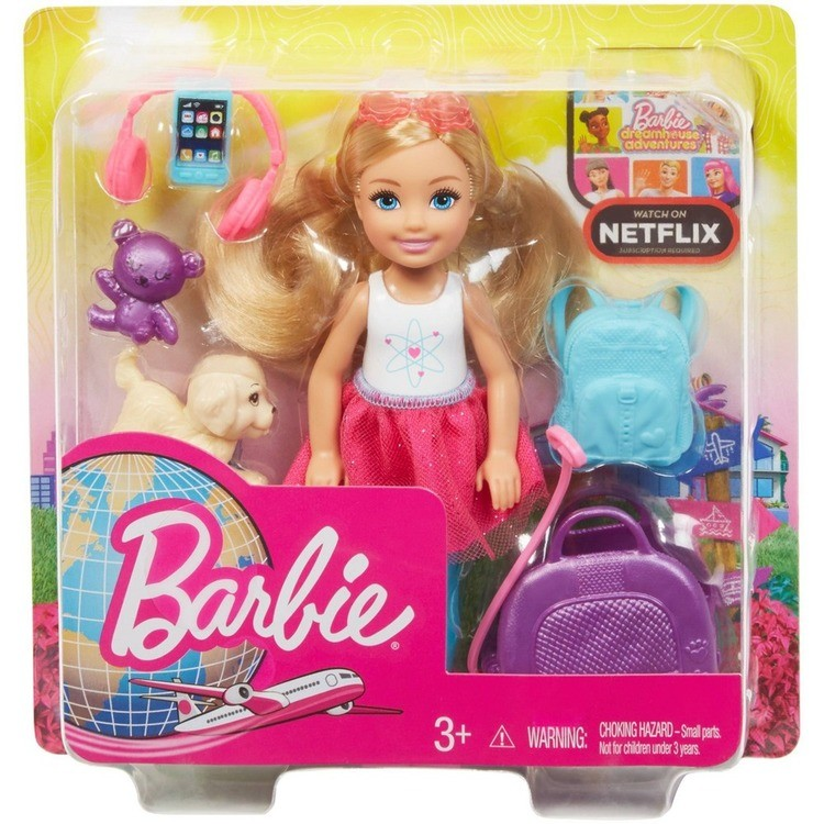 competitive Barbie Chelsea Travel Doll cheap reasonable