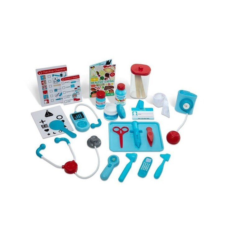 reasonable Melissa & Doug Get Well Doctor's Kit Play Set cheap competitive