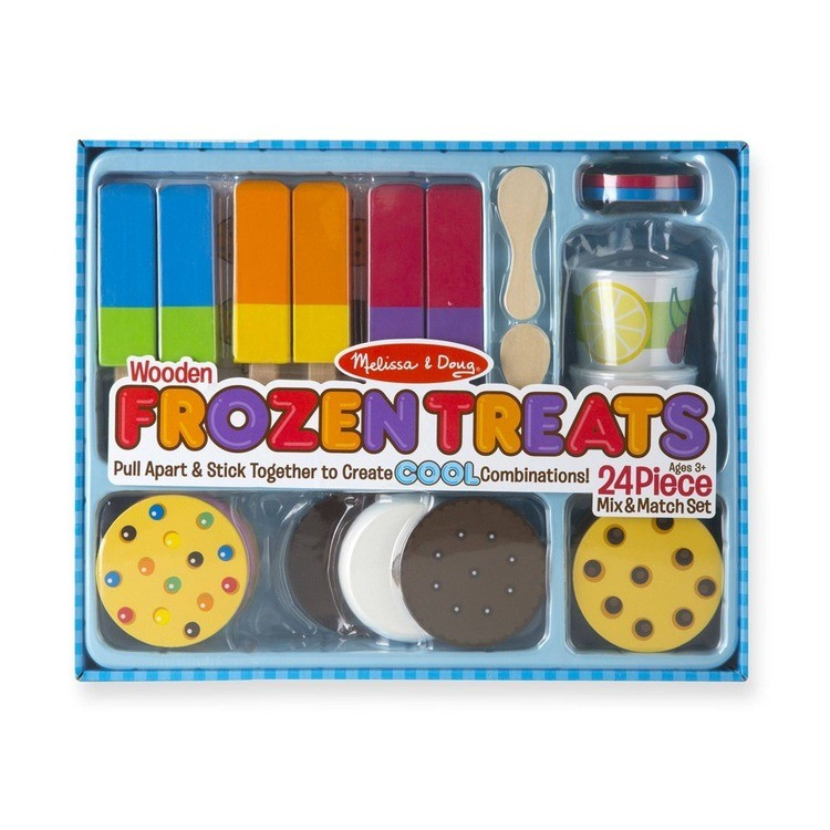 cheap Melissa & Doug Frozen Treats Play reasonable competitive