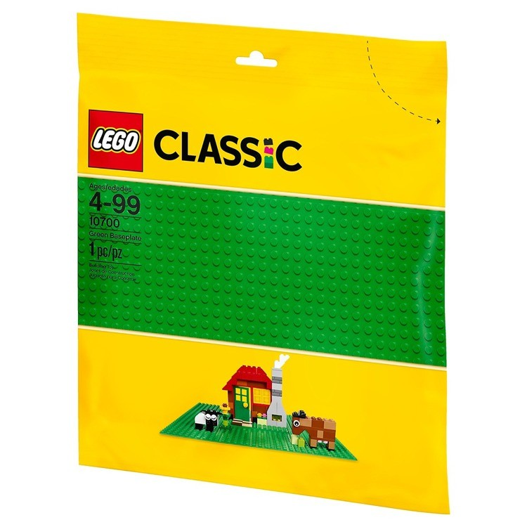 reasonable LEGO Classic Green Baseplate 10700 cheap competitive