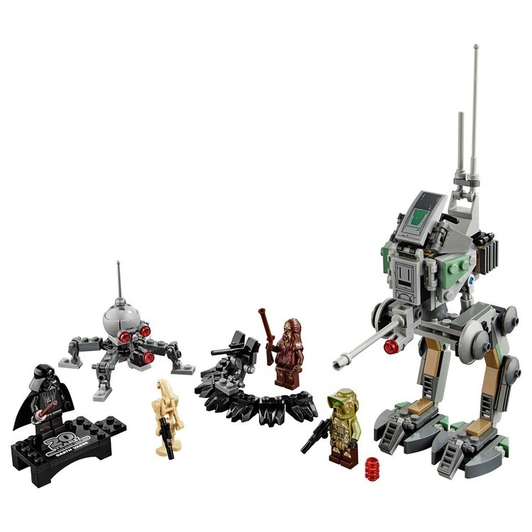 cheap LEGO Star Wars Clone Scout Walker - 20th Anniversary Edition 75261 competitive reasonable