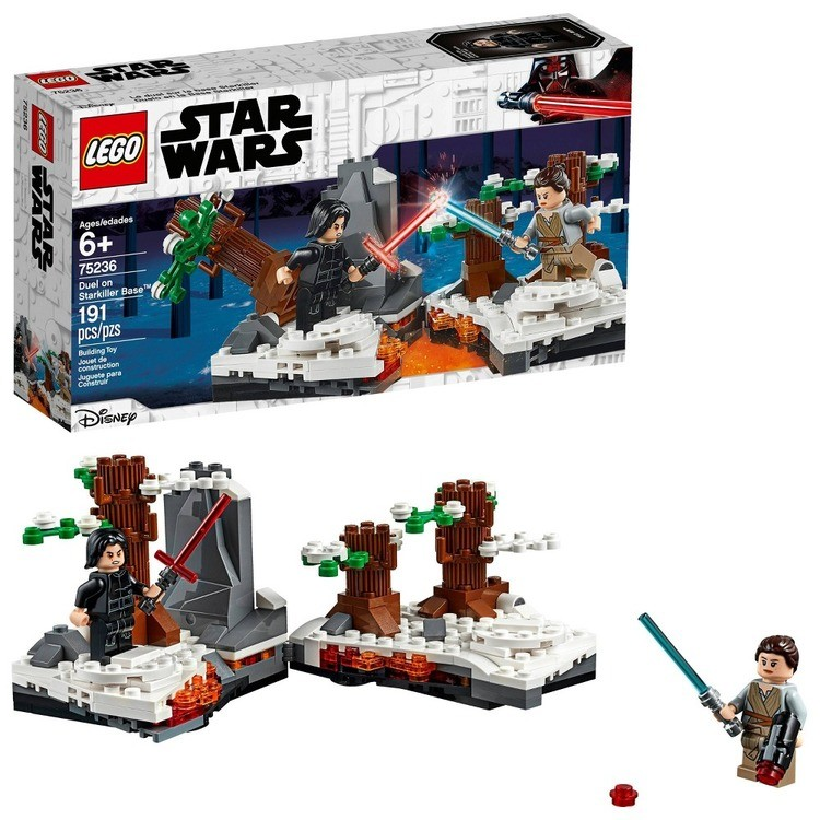cheap LEGO Star Wars Duel on Starkiller Base 75236 reasonable competitive