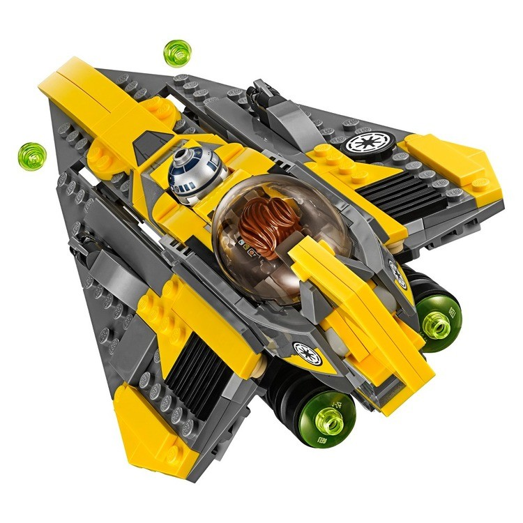 competitive LEGO Star Wars Anakin's Jedi Starfighter 75214 cheap reasonable