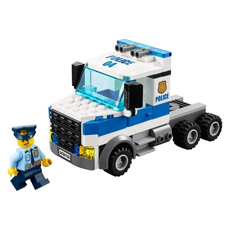 reasonable LEGO City Police Mobile Command Center 60139 cheap competitive