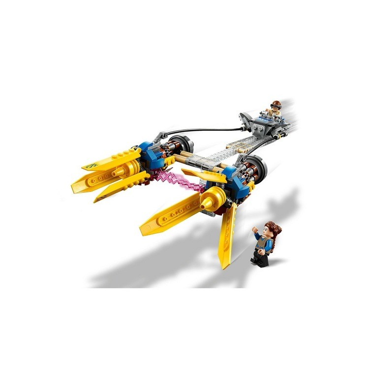 cheap LEGO Star Wars Anakin's Podracer - 20th Anniversary Edition 75258 reasonable competitive