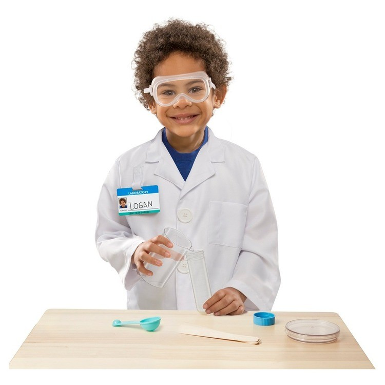 cheap Melissa & Doug Scientist Role Play reasonable competitive