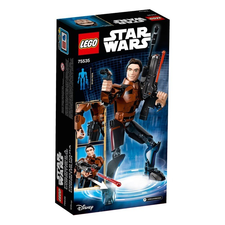 competitive LEGO Star Wars Han Solo 75535 cheap reasonable