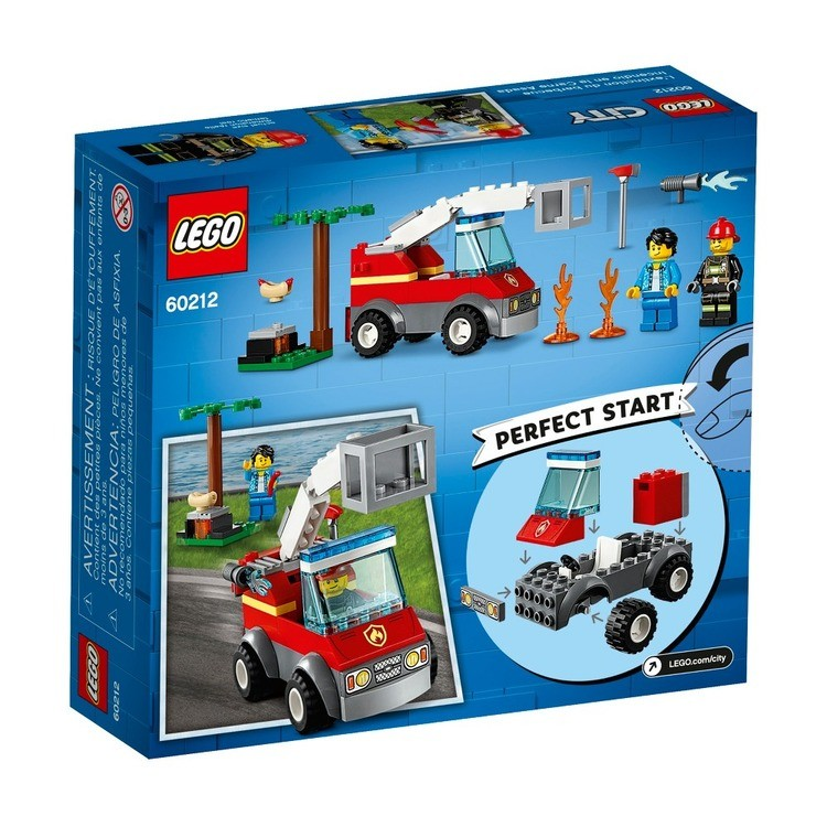cheap LEGO City Barbecue Burn Out 60212 reasonable competitive