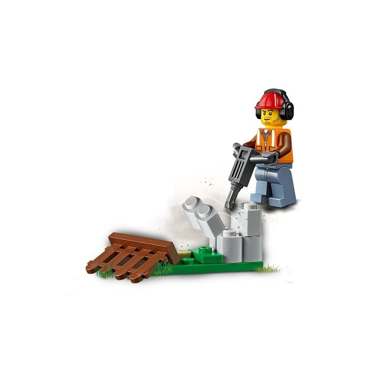cheap LEGO City Construction Loader 60219 competitive reasonable