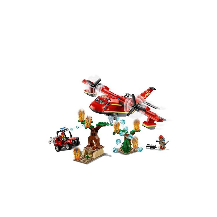 competitive LEGO City Fire Plane 60217 cheap reasonable