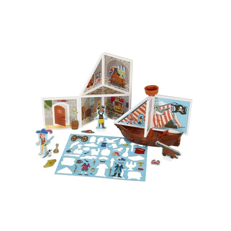 cheap Melissa & Doug Magnetivity - Pirate Cove reasonable competitive