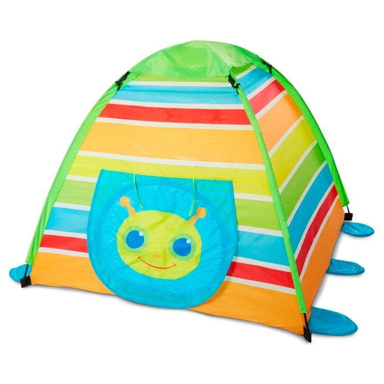 competitive Melissa & Doug Giddy Buggy Camping Tent cheap reasonable