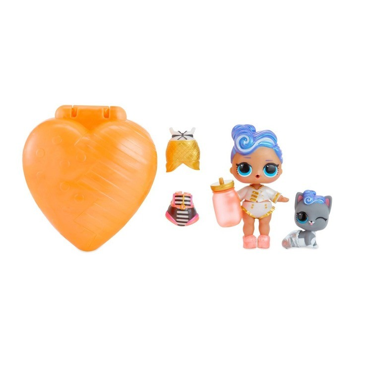 competitive L.O.L. Surprise! Bubbly Surprise with Exclusive Doll and Pet - Orange cheap reasonable