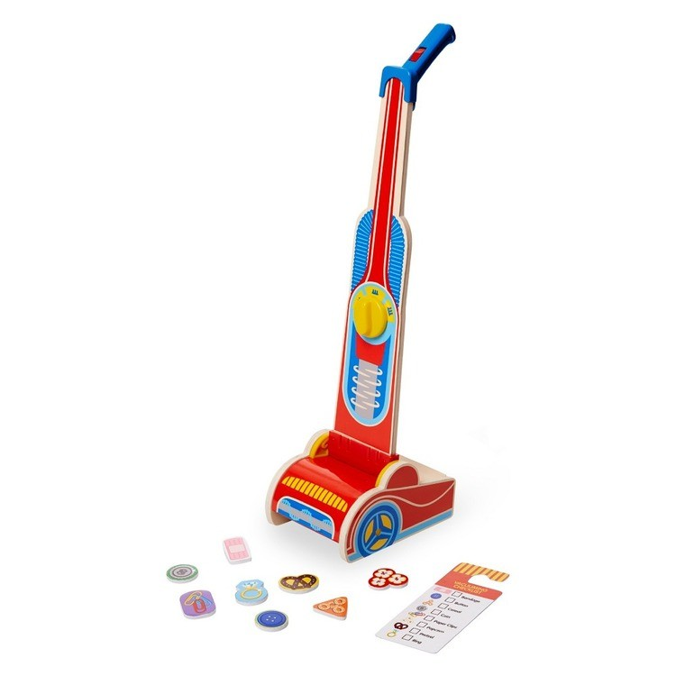 reasonable Melissa & Doug Vacuum, housekeeping toys cheap competitive