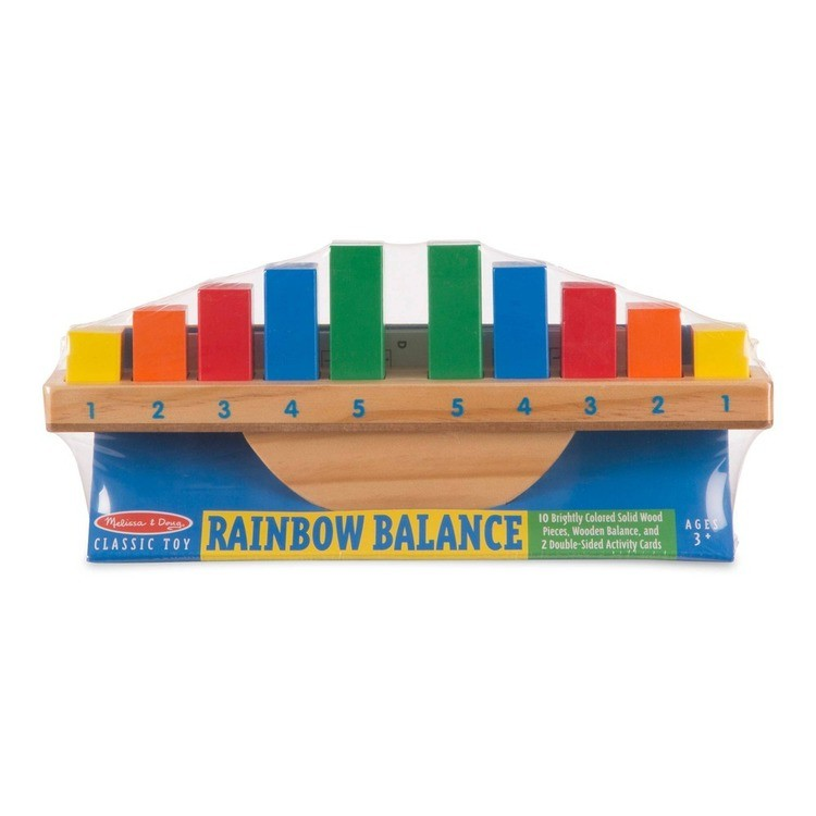 competitive Melissa & Doug Rainbow Balance reasonable cheap