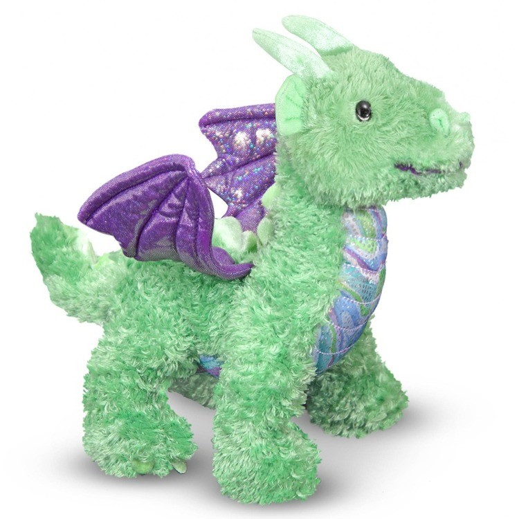 competitive Melissa & Doug Zephyr Dragon Stuffed Animal cheap reasonable