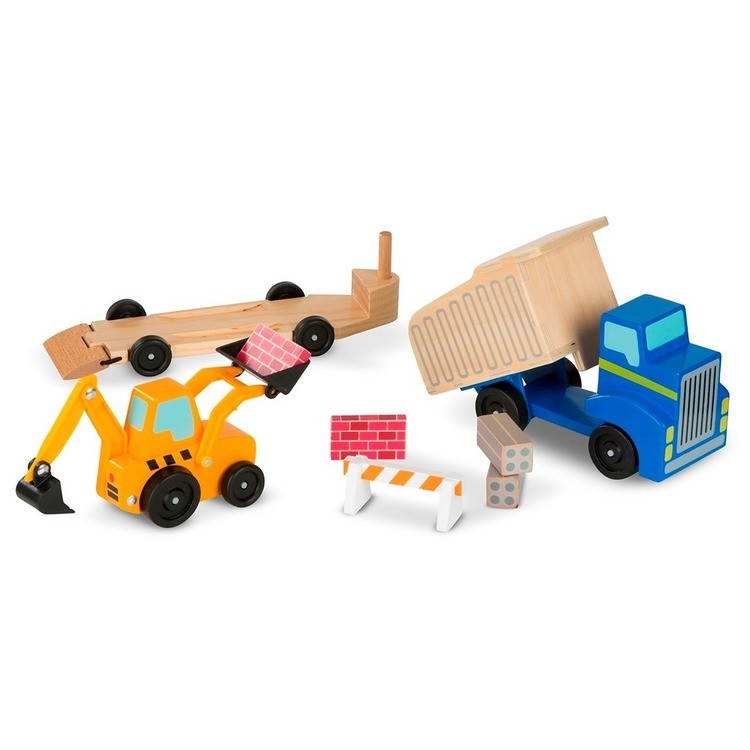 cheap Melissa & Doug Dump Truck & Loader reasonable competitive