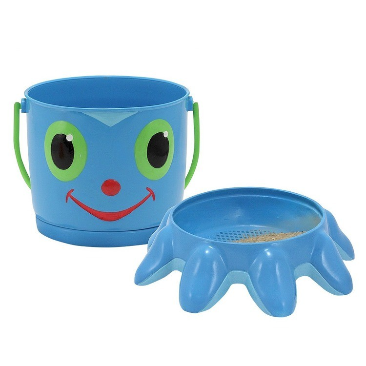 cheap Melissa & Doug Sunny Patch Flex Octopus Sand Pail and Sifter reasonable competitive