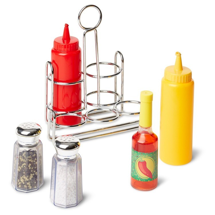 cheap Melissa & Doug Condiment Set competitive reasonable